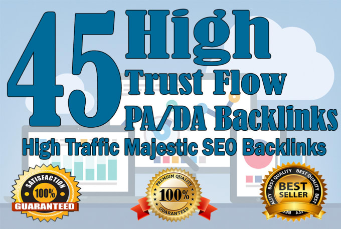 I will Do 1000 Blogcomment DA 45+ Backlink High Traffic Majestic Seo Baclink