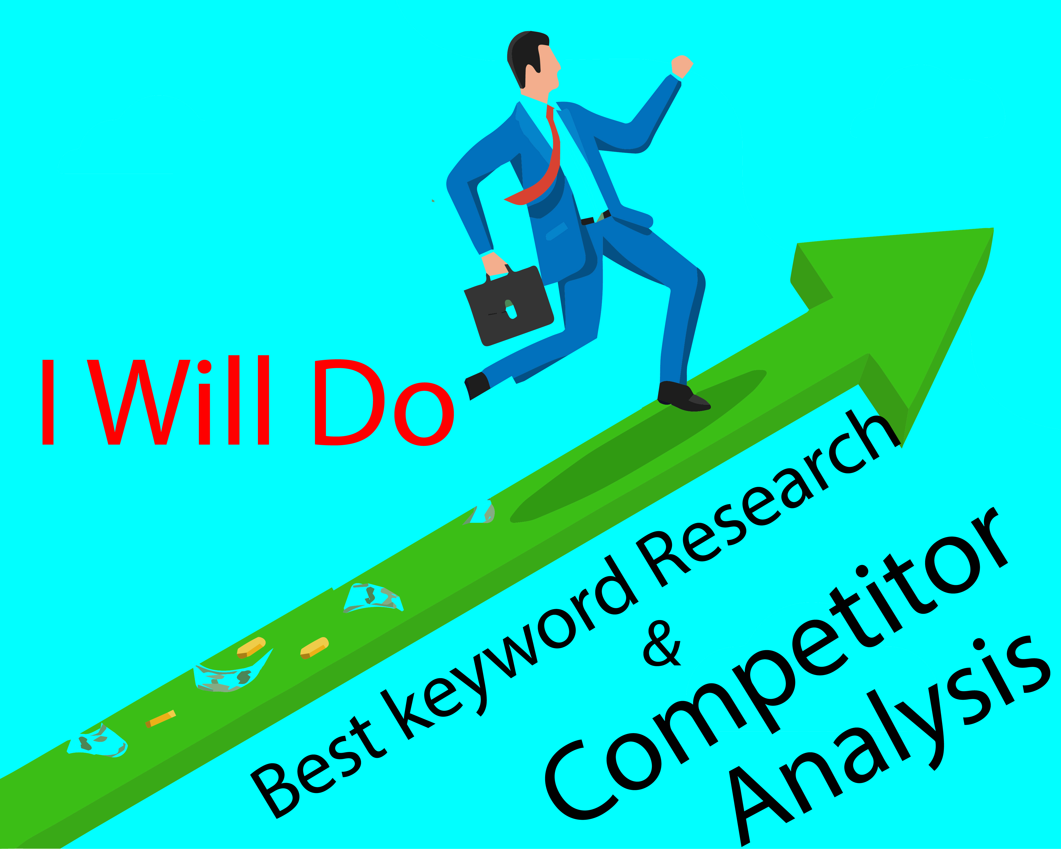 I Will do Best Keyword research and competitor analysis for your site