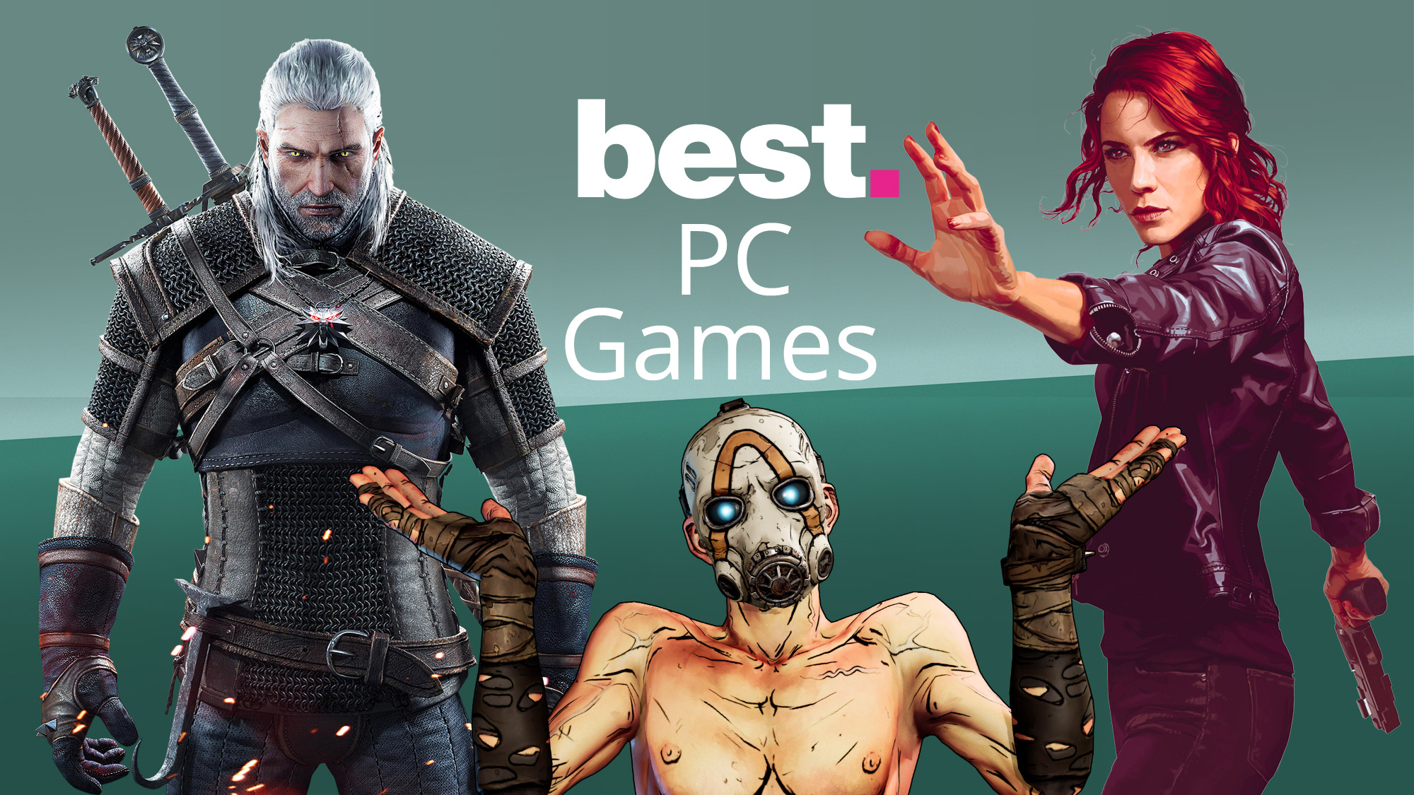 If you have a desire to play games but dont know which one to play,  I am here to RECOMMEND 5 games
