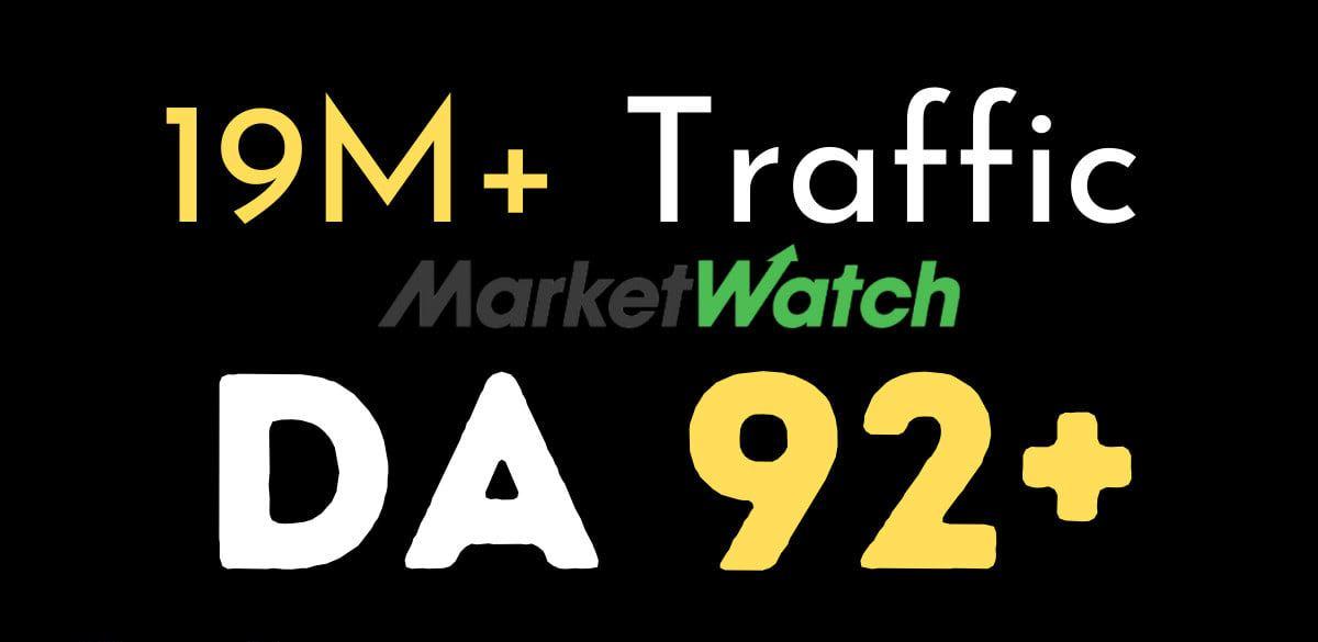 I will provide press release on marketwatch high da high traffic
