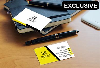 I will design minimalist, unique, luxury and professional business card