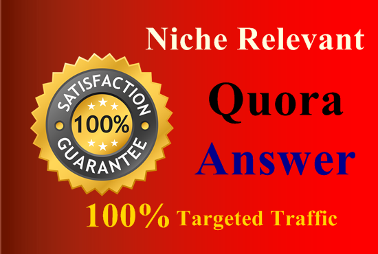 Provide 20+ Quora Answer with Clickable Links