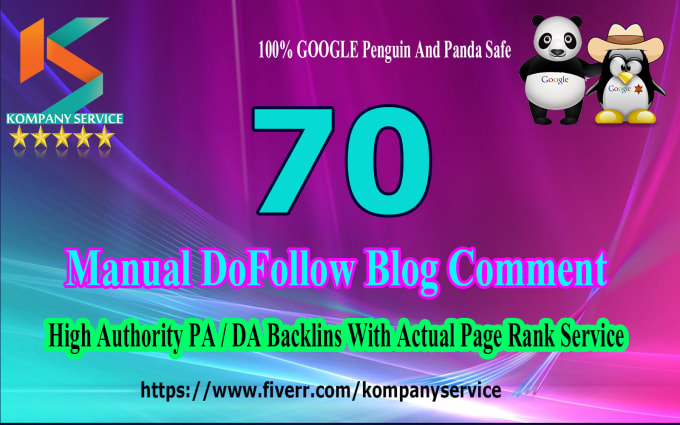 manually 70 do follow back links