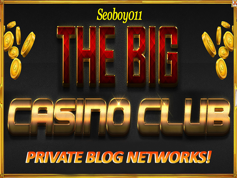 BIG CASINO - Combo of PBN & Casino Link Building Backlinks From Seoboy011