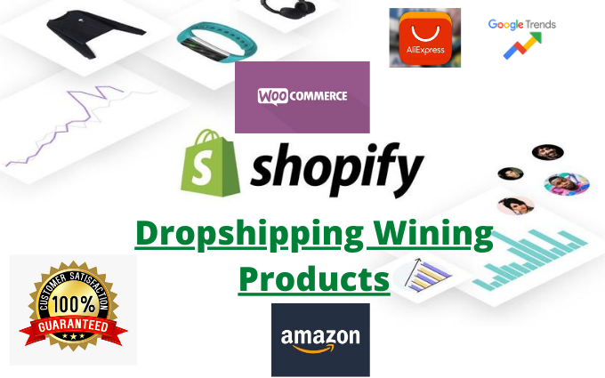 I will do Shopify Dropshipping Winning Product Research