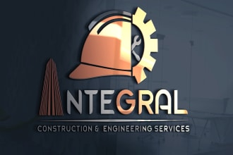 I will do sensational,  professional logo design