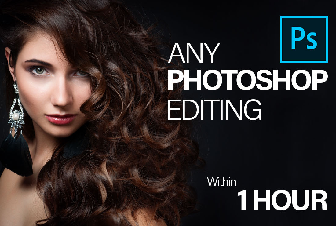 I will do sensational,  Retouch & Professional Photoshop edits with ultimate quality