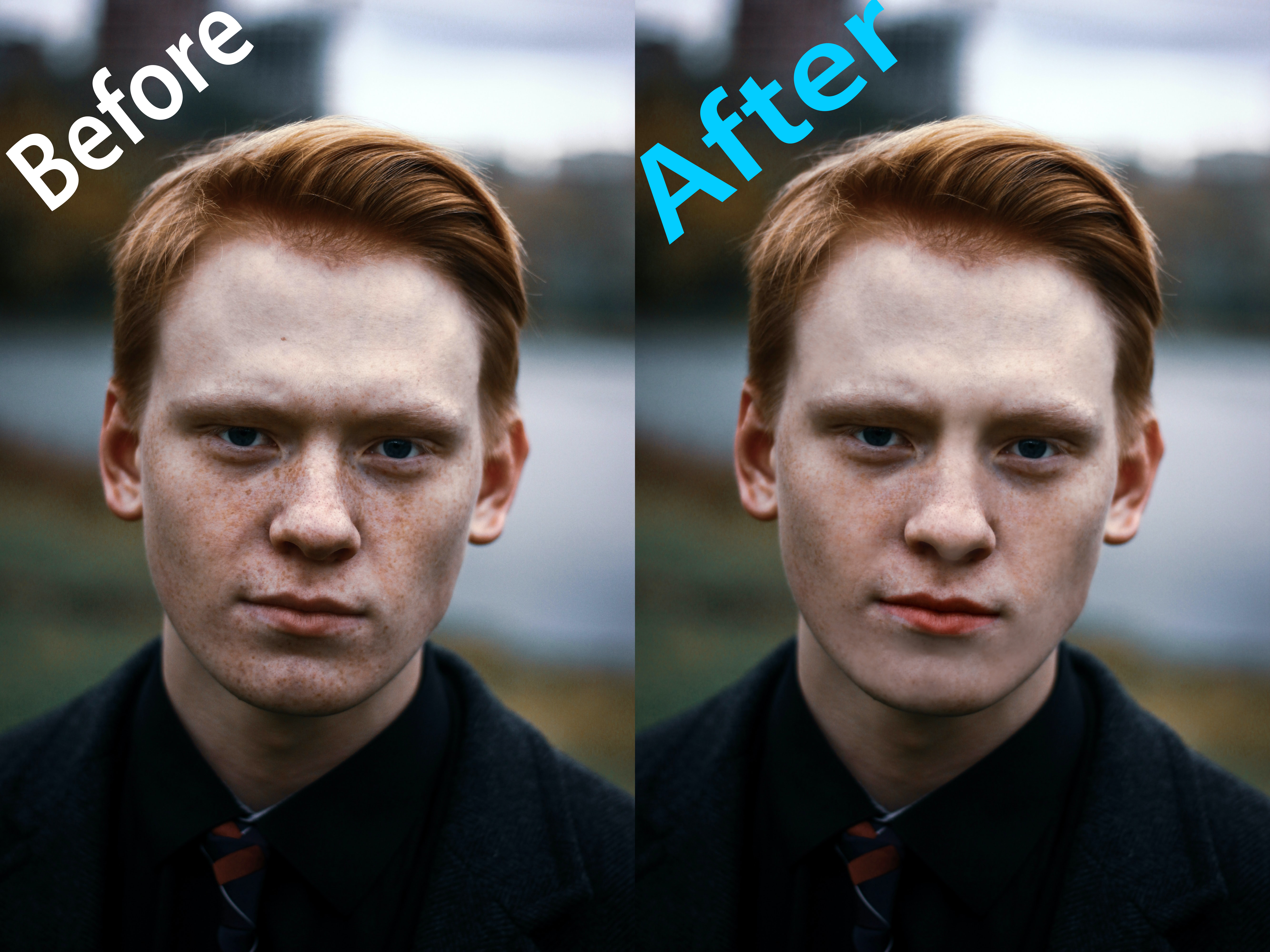 I will do Image Retouch with B_G remove