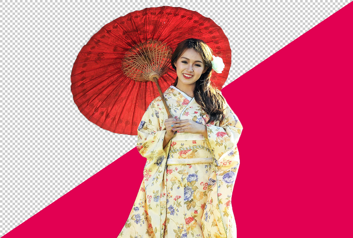 I will remove background in photo using clipping path