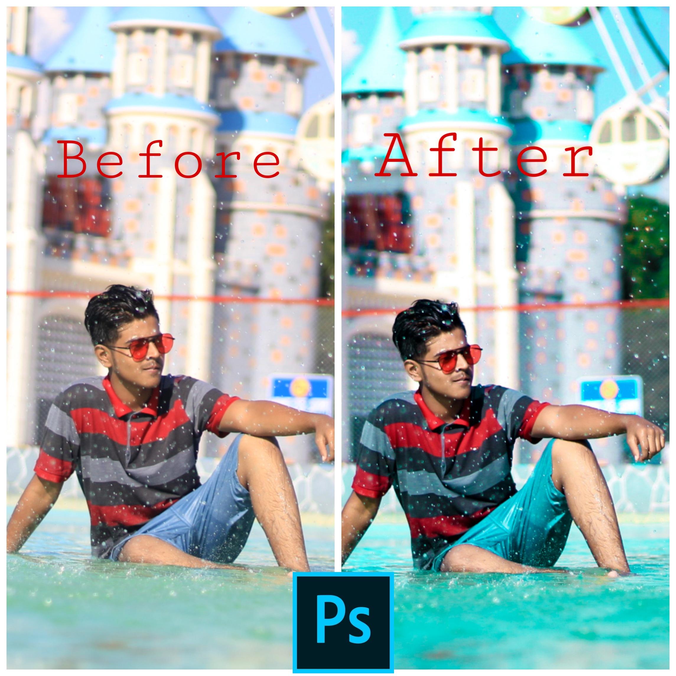 I will background change,  photoshop photo edit, image retching