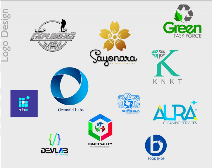 I Will Design Professional Logo Design With Guaranteed 24h Delivery
