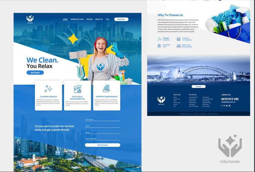 Create Your Attractive WordPress Website Or Blog Design.