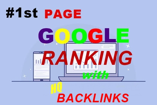 Great OFFER:Google 1st Page Ranking Service With White Hat Seo.