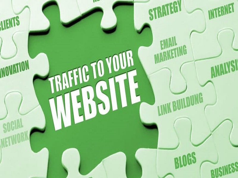 I will guarantee 1,000 low bounce rate unlimited web traffic