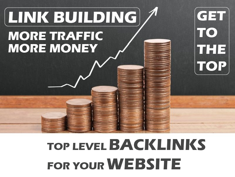Top Level Link Building Services For Google Ranking