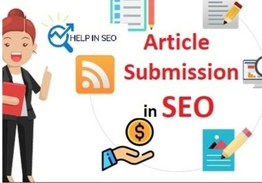 Get 30 suitable submission articles