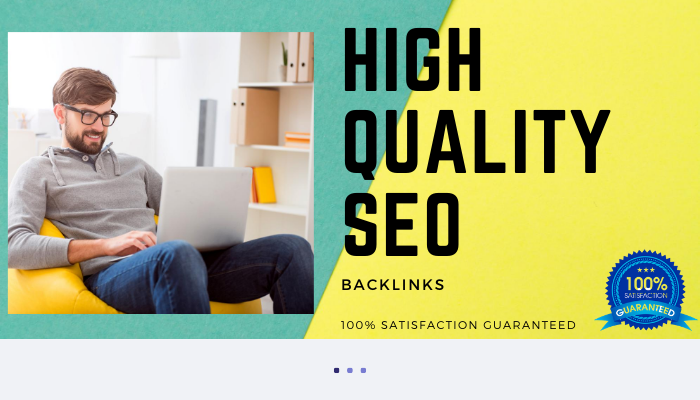i will provide high quality SEO backlinks link