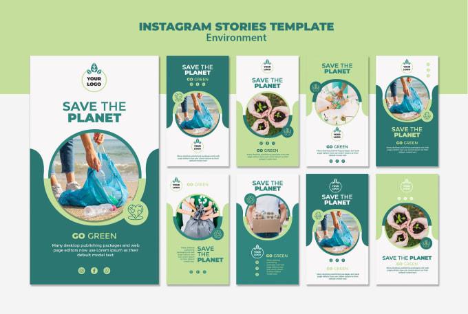 I will design social media posts,  ads,  canva templates
