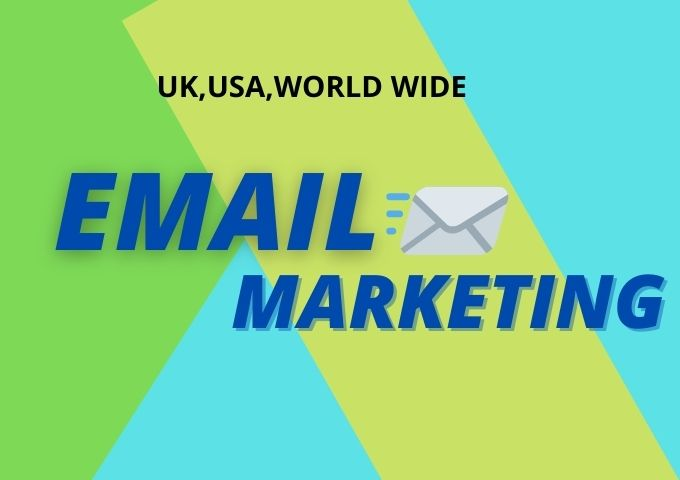 Provide 1000 Active Valid Email List For Email Marketing