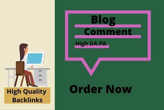 I will provide 50 dofollow blog comment