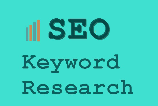 I will provide Keyword research and competitor analysis