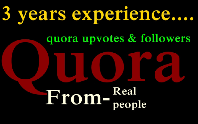 Promote your website by 10 HQ Quora Answers