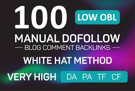 create 100 blog comments backlinks backlinks with white hat method