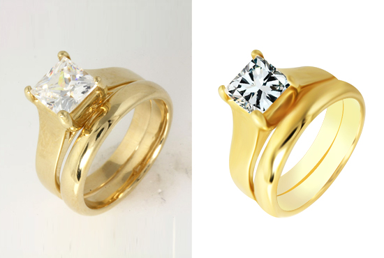 I will do jewelry photo editing color change and best high quality jewelry retouch