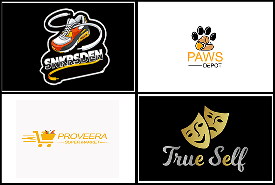 I will do luxurious Logo Design,  Brandmark