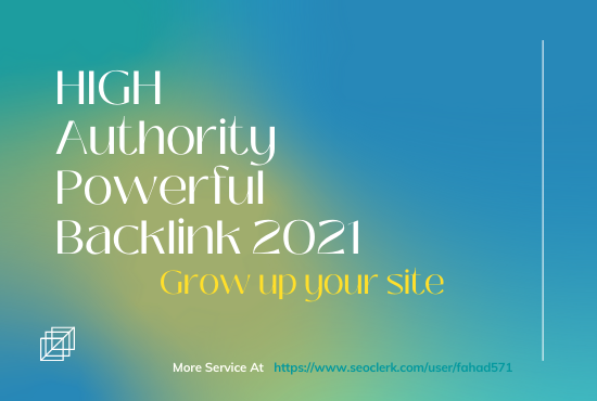 I will Build 100 unique Domain High Authority SEO Backlink