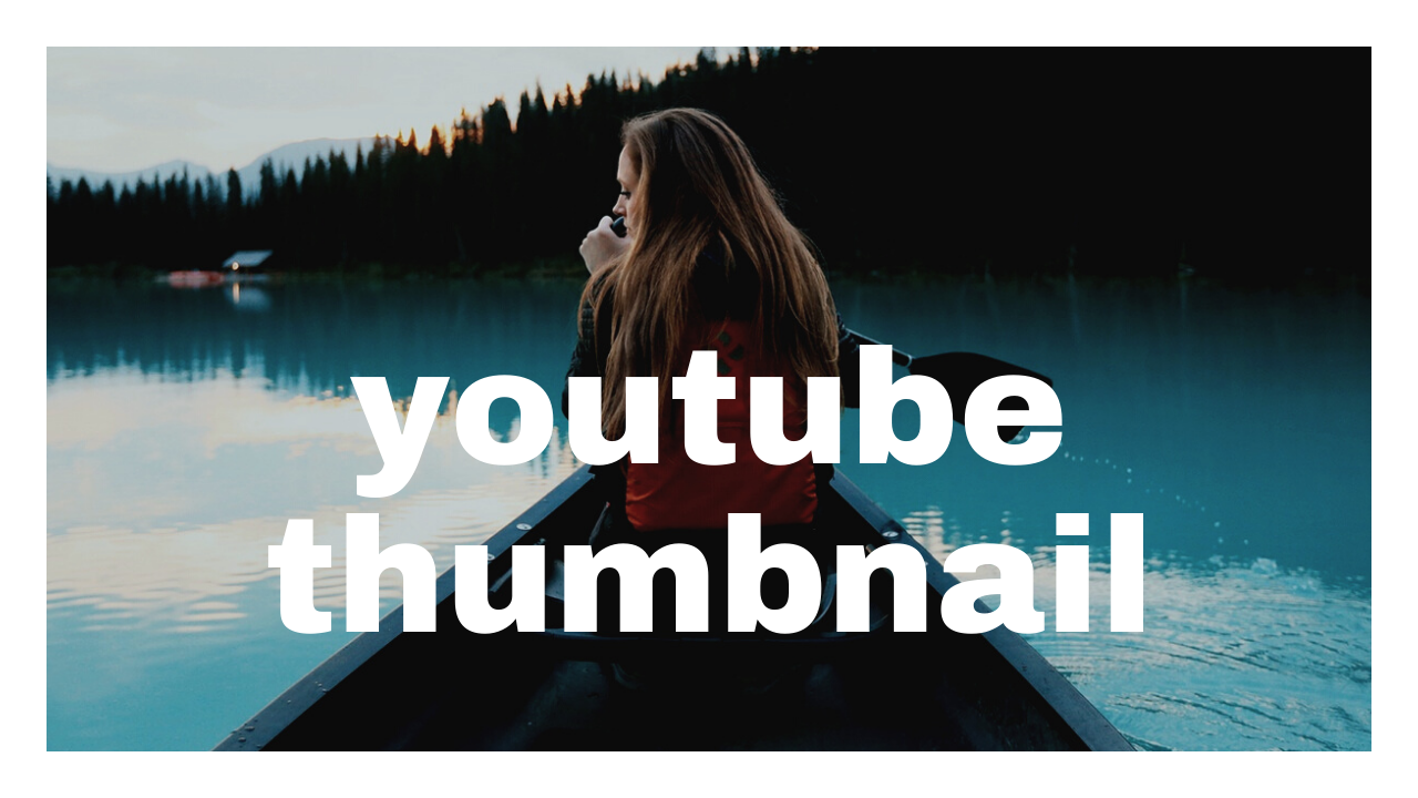 I will design 3 viral and eye catching youtube thumbnails