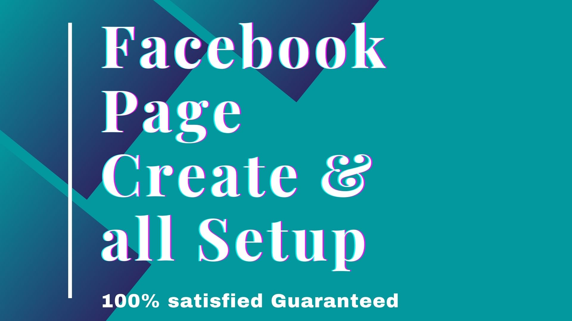 I'll Create & Setup Professional Facebook,  Instagram,  Twitter Business Page.
