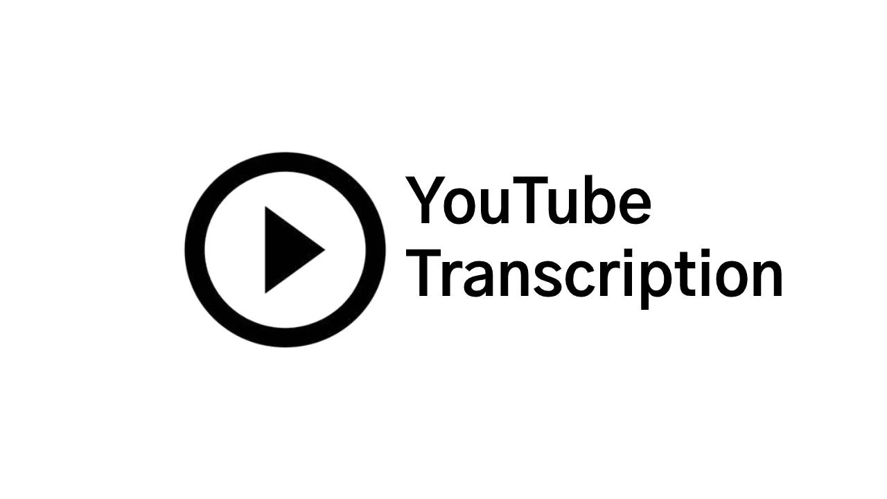 I will transcribe one single speaker Youtube video for you.
