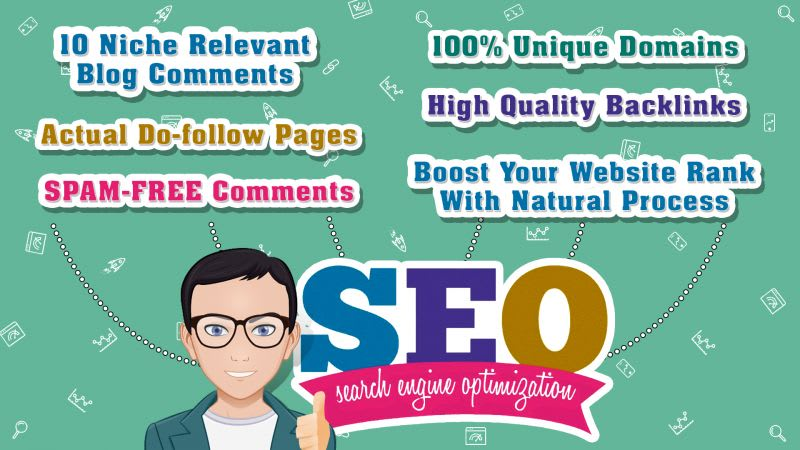 I will 10 dofollow niche manual themed blog commenting