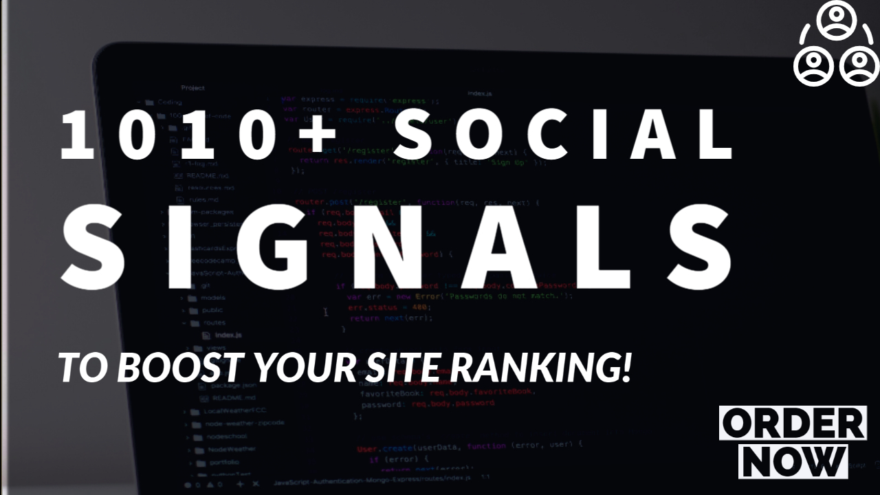 1010 social signals backlink,  top 6 media sites