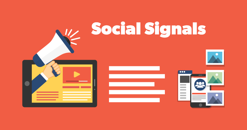 Provide more than 1000 High Quality social signal with 8 different platform of social media