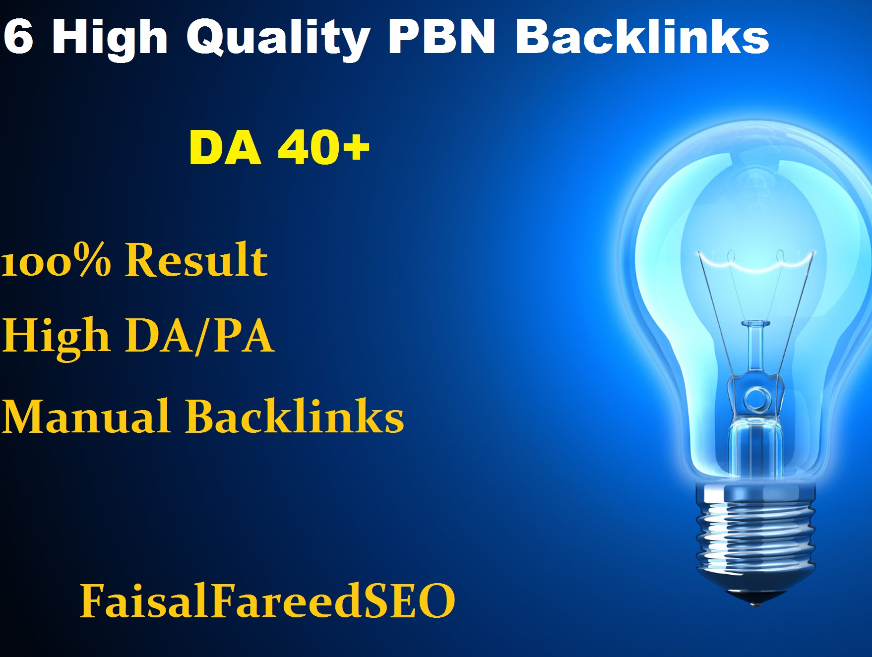 6 high DA 40 to 30+ homepage high quality pbn Dofollow backlinks