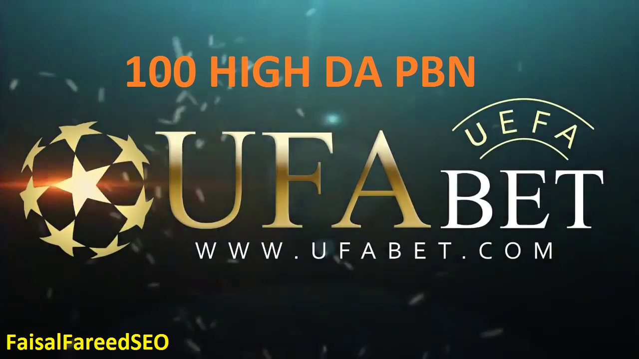 Get 100 DA 50+ pbn backlinks UFABET, Casino, Gambling, Poker, Judi Related Sites.