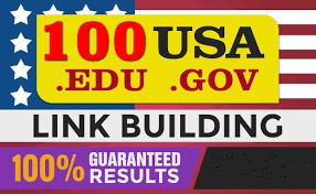 Creat rank your website 100+ USA HQ edu/gov link up to pr9 backlink
