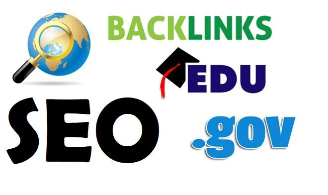 I will build 90 high authority USA dofollow seo backlinks edu link building