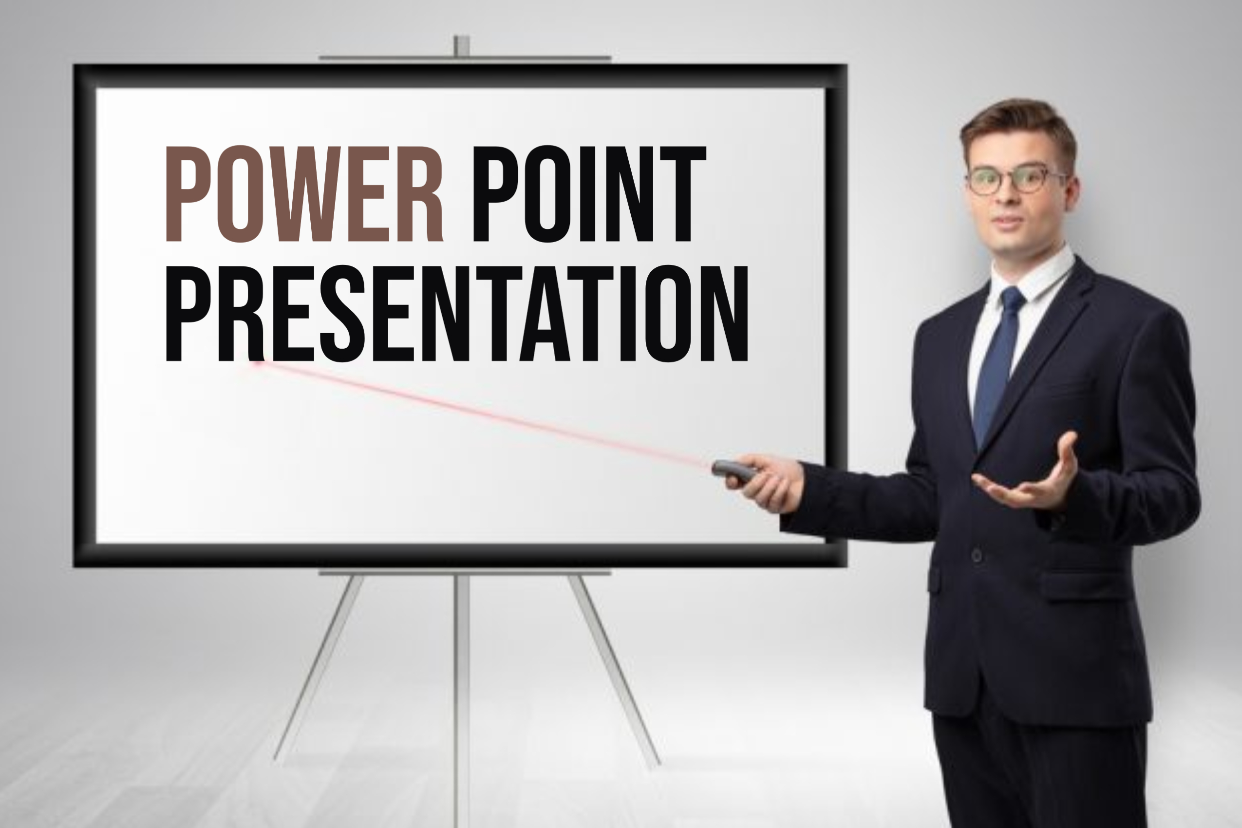 I will write eye catching powerpoint presentation with proofreading,  editing and designing