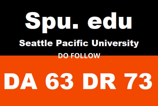 Edu guest post from Seattle Pacific University - Spu edu