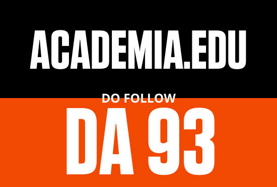 Strong edu guest post from Academia DA 93