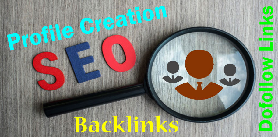 I will make manually 45 High Quality Profile Seo Backlinks HQ Website Live Link Guaranty