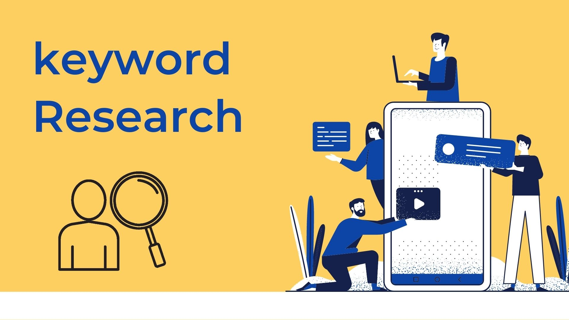 keyword research and competitor analysis for your business