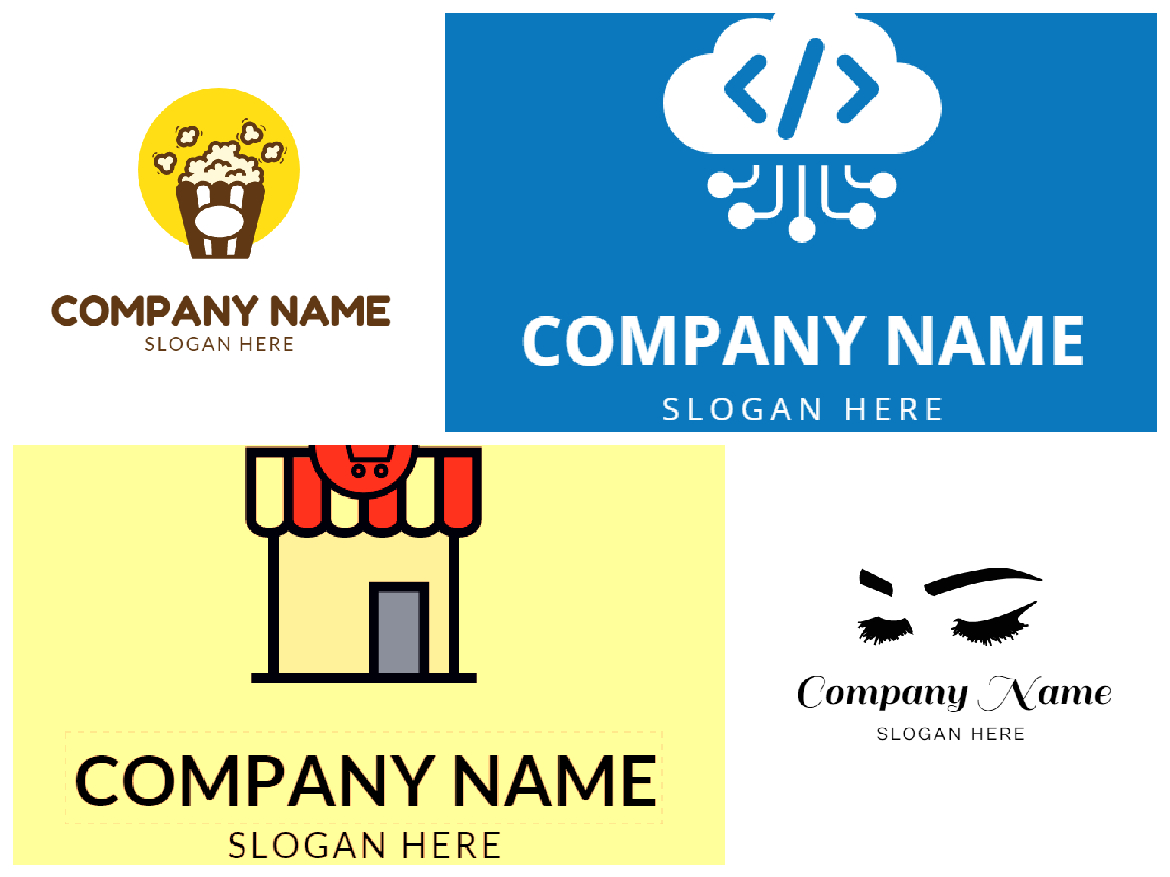 I will make a company logo for LOW PRICES