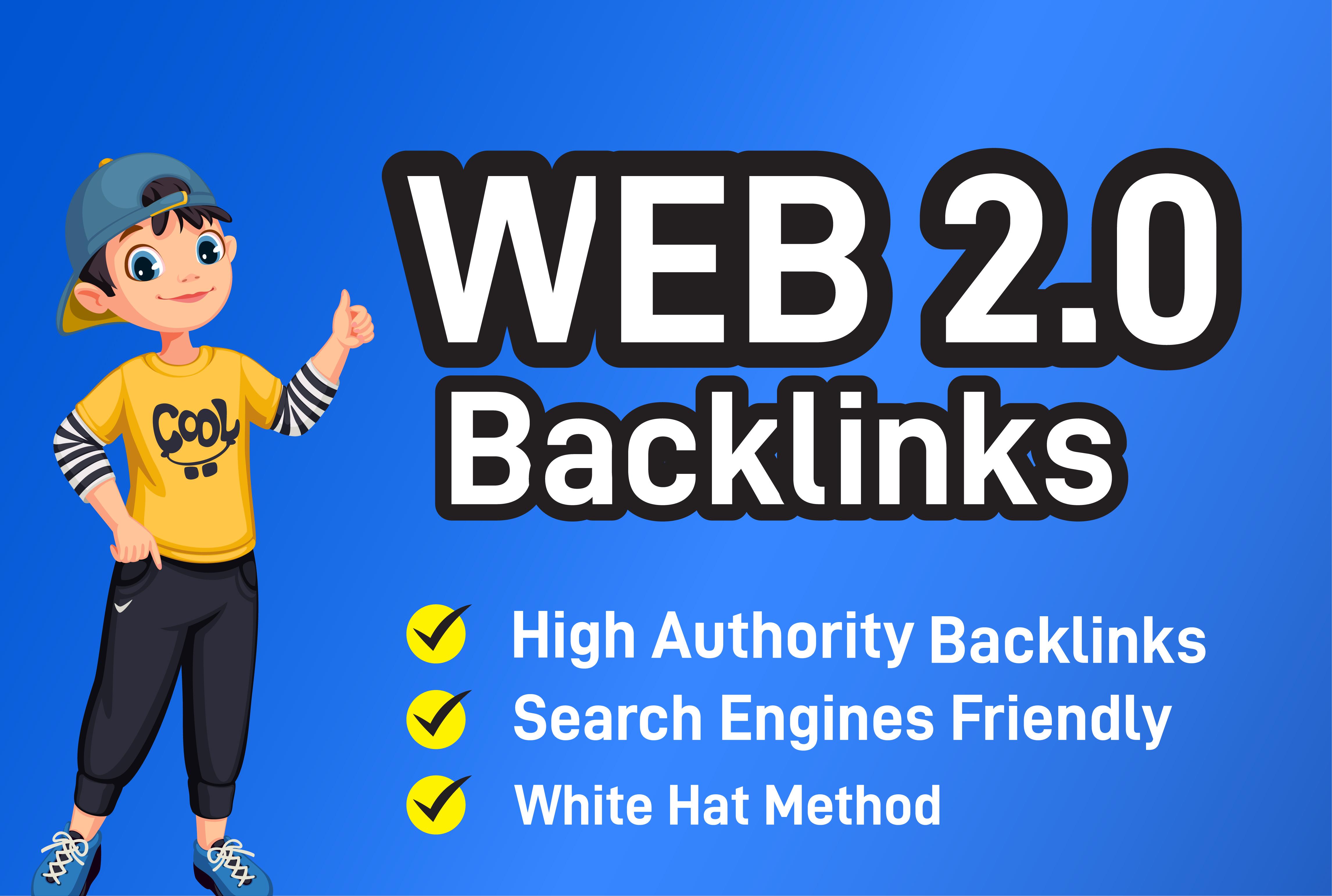 20 Skyrocket Web 2.0 Contextual Dofollow SEO Backlinks