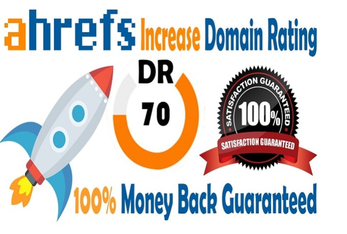 Increase Domain Rating 50+ in a week