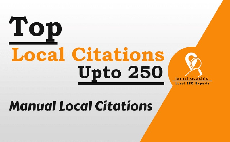 I will create 300 USA local citations and business directories
