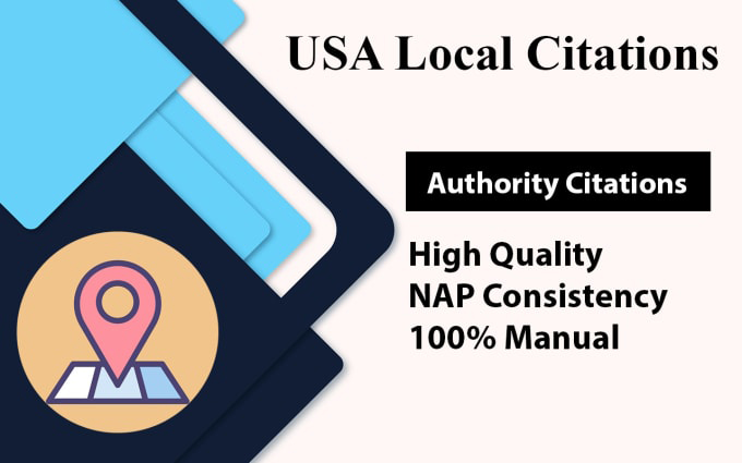 I will do 40 USA local citations to improve local search rankings